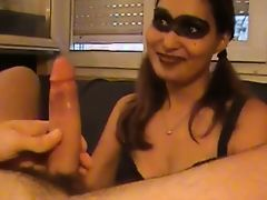 Perfect oral-sex from an Arabic girl