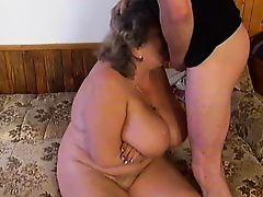 Huge Tit Granny Fucked