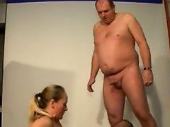 A nice German hookup