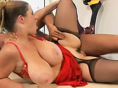 Natural Busty Fucked In Ass! Terry Nova