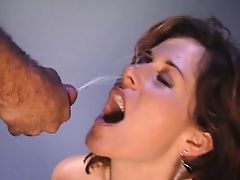 Redhead Milf in a hot groupsex
