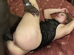 Mature White Slut ATM CIM BBC