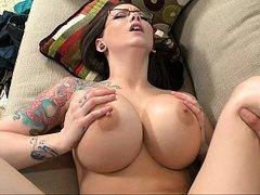 Big titted boss Ashton Pierce