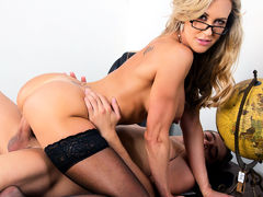 Brandi Love & Xander Corvus in My First Sex Teacher