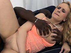 Big tits milf anal with cumshot