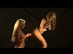 Blonde and Brunette in Dream Domination