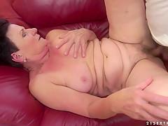 Fabulous pornstar in Crazy Blowjob, Brunette xxx movie
