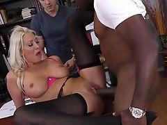 Cuckold huge Cock