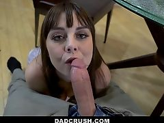 DadCrush - Stepdad Fuck Horny Daughter