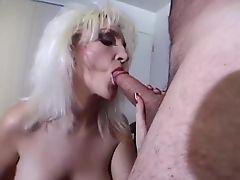 Hefty Boob Ashley Anne Blowing Off in POV